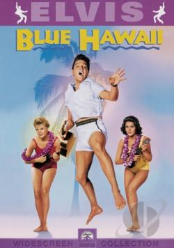 Blue Hawaii DVD Cover Art