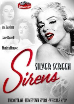 Silver Screen Sirens DVD Cover Art
