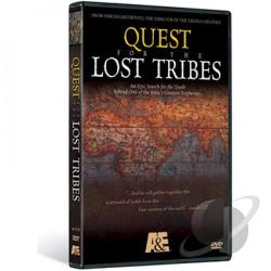 Quest for the Lost Tribes DVD Cover Art