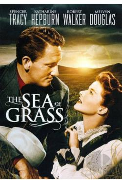 Sea of Grass DVD Cover Art