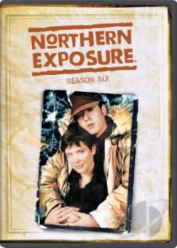 Northern Exposure - The Complete Sixth Season DVD Cover Art