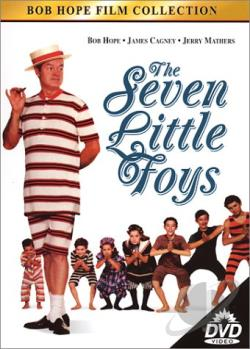 Seven Little Foys DVD Cover Art