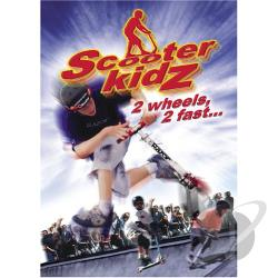 Scooter Kidz DVD Cover Art