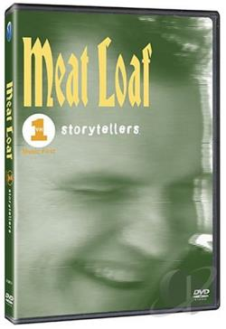 Meat Loaf - VH1 Storytellers DVD Cover Art