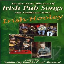 Irish Hooley: The Best Ever Collection of Irish Pub Songs and Traditional Music DVD Cover Art