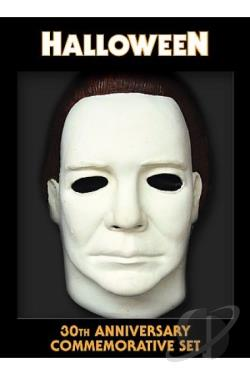 Halloween 30th Anniversary Commemorative Set DVD Cover Art