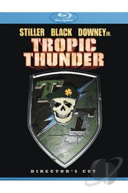 Tropic Thunder BRAY Cover Art