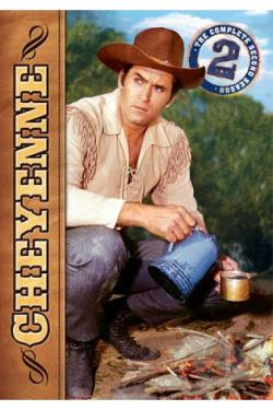 Cheyenne - The Complete Second Season DVD Cover Art