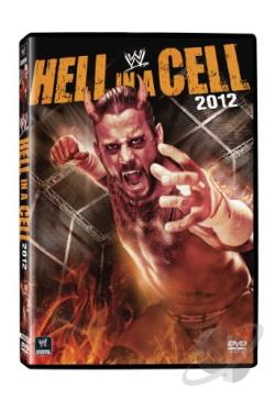WWE: Hell in a Cell 2012 DVD Cover Art