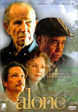 Horton Foote's Alone DVD Cover Art