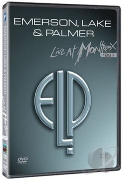 Emerson, Lake & Palmer - Live at Montreux 1997 DVD Cover Art