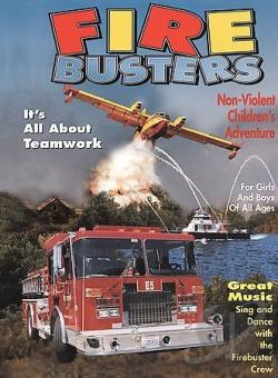 Fire Busters DVD Cover Art