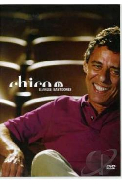 Chico Buarque: Bastidores DVD Cover Art