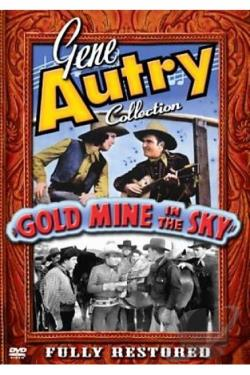 Gold Mine in the Sky DVD Cover Art