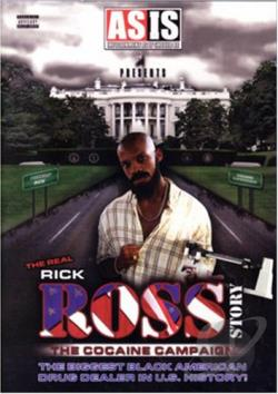 Real Rick Ross Story DVD Cover Art