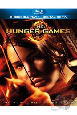 Hunger Games BRAY Cover Art