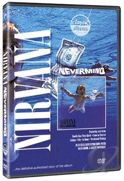 Classic Albums - Nirvana: Nevermind DVD Cover Art
