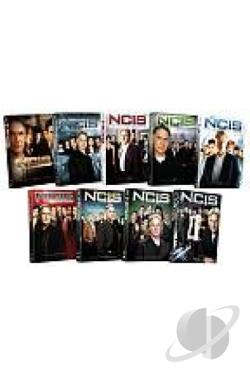 NCIS: Seasons 1-9 DVD Cover Art