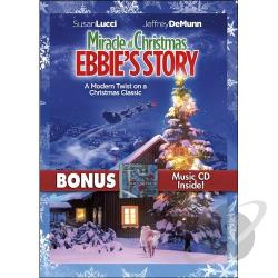 Miracle at Christmas: Ebbie's Story DVD Cover Art