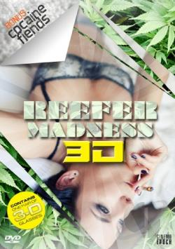 Reefer Madness/ Cocaine Fiends DVD Cover Art