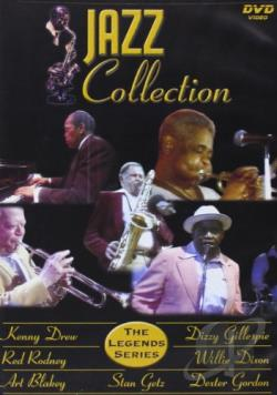 Jazz Collection - The Legends Series DVD Cover Art