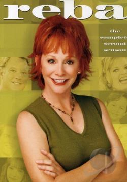 Reba - The Complete Second Season DVD Cover Art