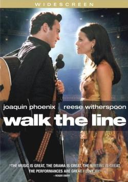 Walk the Line DVD Cover Art