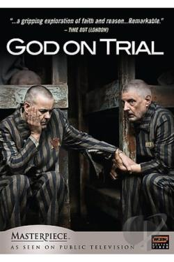 Masterpiece Theatre - God on Trial DVD Cover Art