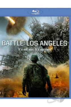 Battle: Los Angeles BRAY Cover Art