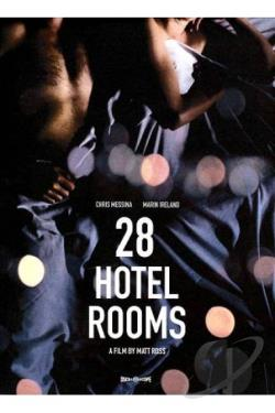 28 Hotel Rooms DVD Cover Art