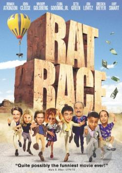 Rat Race DVD Cover Art