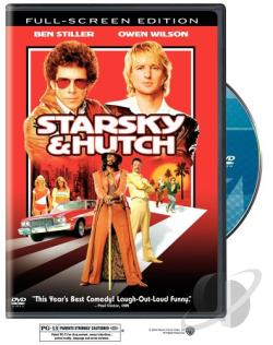 Starsky & Hutch DVD Cover Art