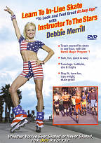 Learn to In-Line Skate DVD Cover Art