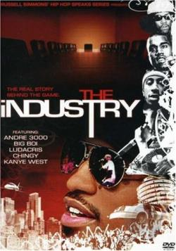 Industry DVD Cover Art