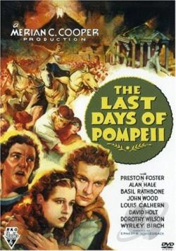 Last Days Of Pompeii DVD Cover Art