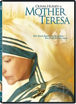 Mother Teresa DVD Cover Art