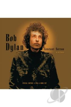 Bob Dylan: Constant Sorrow DVD Cover Art