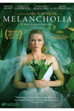 Melancholia DVD Cover Art