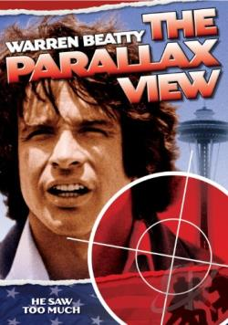 Parallax View DVD Cover Art