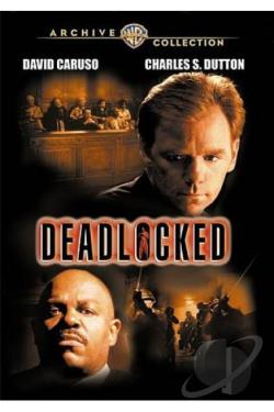 Deadlocked DVD Cover Art