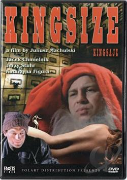 Kingsize DVD Cover Art