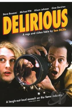 Delirious DVD Cover Art