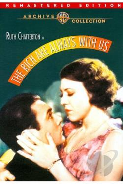 Rich Are Always with Us DVD Cover Art