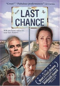 Last Chance DVD Cover Art