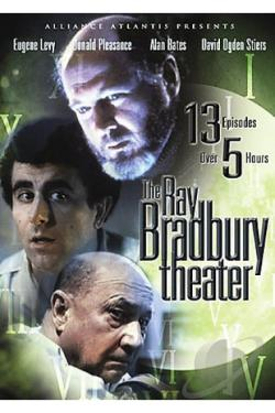 Ray Bradbury Theater - Vol. 2 (13 Episodes) DVD Cover Art
