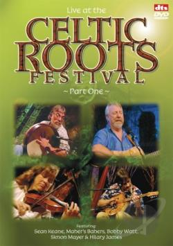 Celtic Roots Festival 1 DVD Cover Art