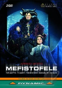 Mefistofele DVD Cover Art