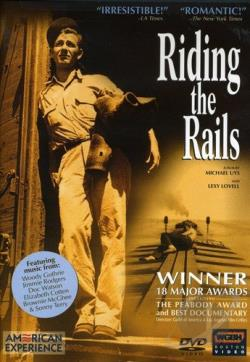 American Experience - Riding the Rails DVD Cover Art