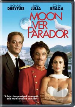 Moon Over Parador DVD Cover Art