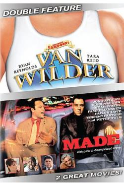 Van Wilder/Made DVD Cover Art